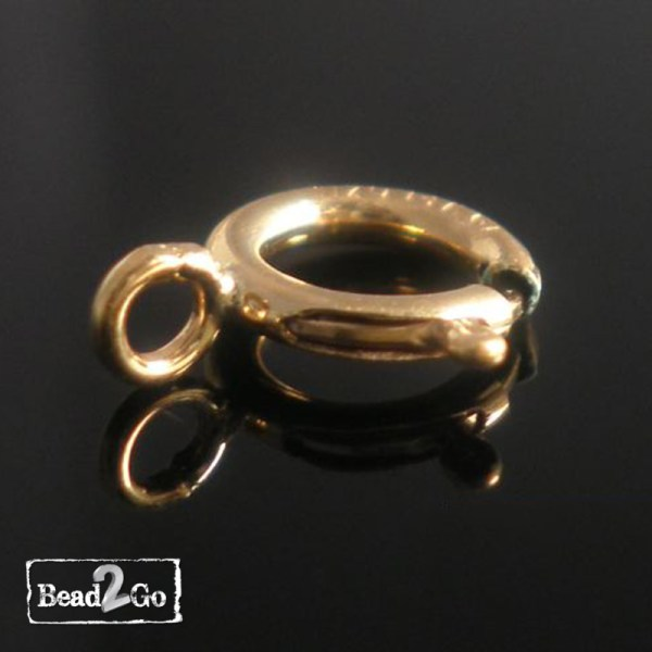 Gold Filled Clasp