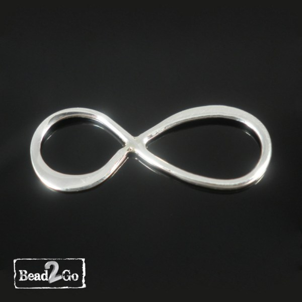 Silver Infinity Small Link