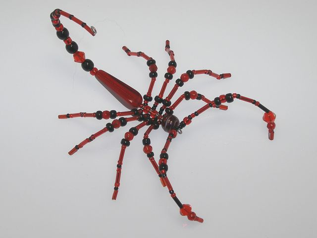 Beaded Scorpion 202 Beadlebugs