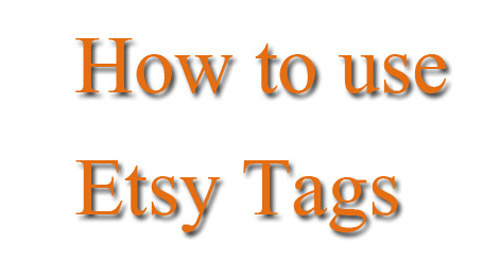 The secret to selling on Etsy using Etsy tags