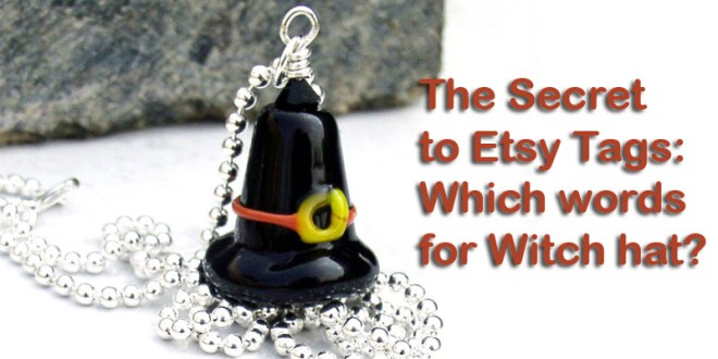 Which words to use selling on etsy