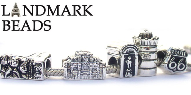 Landmark Beads for the travel oriented
