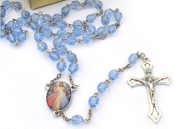 My calling: making prayer beads and rosaries