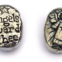 Angels Guard Thee - inspiration for handcrafted jewelry