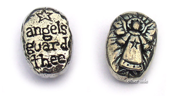 Angels Guard Thee – inspiration for handcrafted jewelry