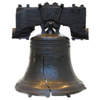The Liberty Bell: an important symbol of freedom