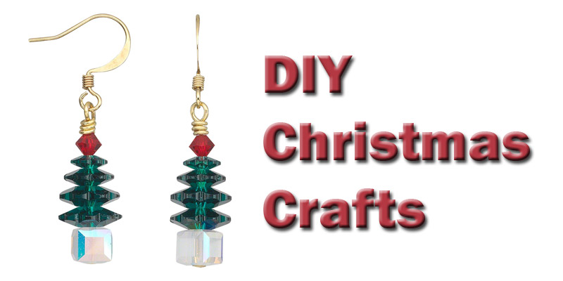 Christmas crafts and holiday DIY projects