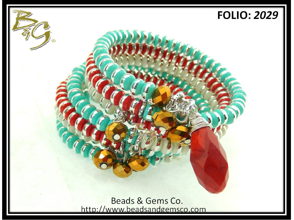 b23043144ac1 Dale vida a tu look con estas pulseras! – Beads   Gems Co.