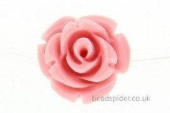 Gemstone Flower Beads