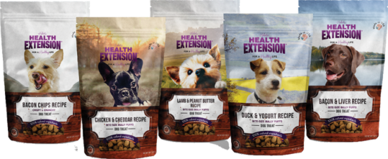 Health Extension Treats Prize Pack - Trick or Treat Giveaway Hop
