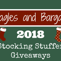2018 Stocking Stuffer Giveaways