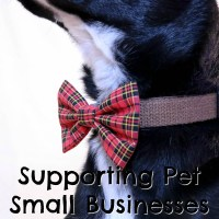 Supporting Small Pet Businesses {Stocking Stuffer Giveaway – Day #3}