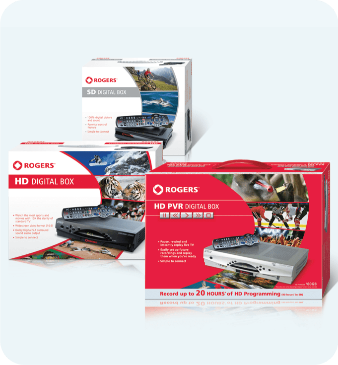 Case Study - Packaging - Rogers