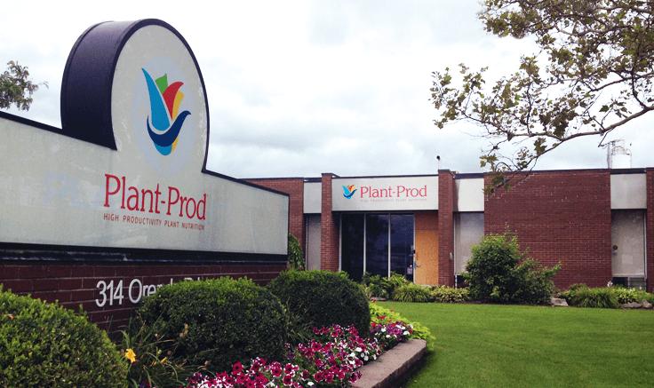 Plant-Prod Signage