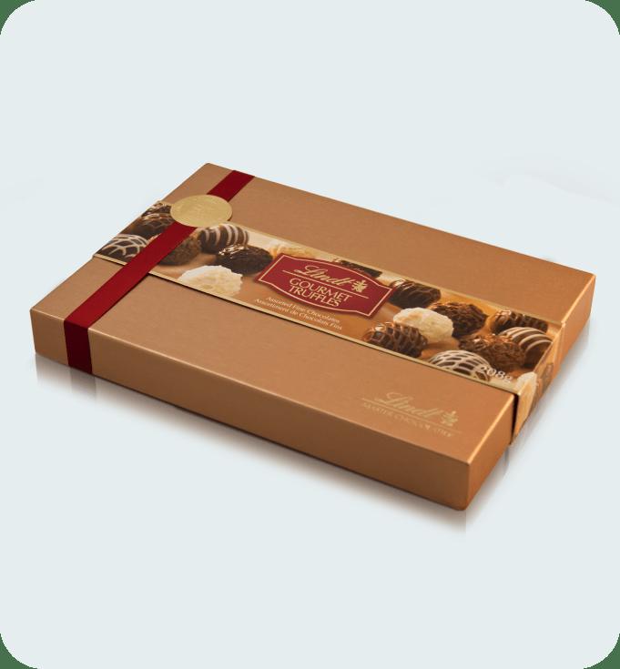 Case Study - Packaging - Lindt Gourmet Truffles