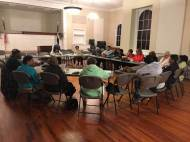 ECT monthly meeting