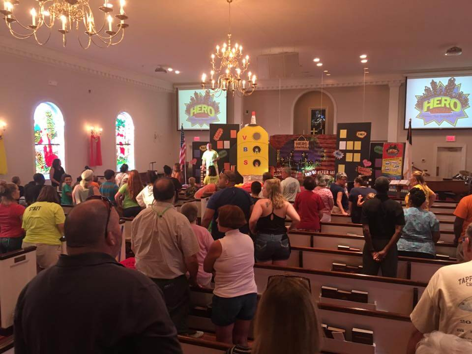 Vacation Bible School – Beale Memorial Baptist Church