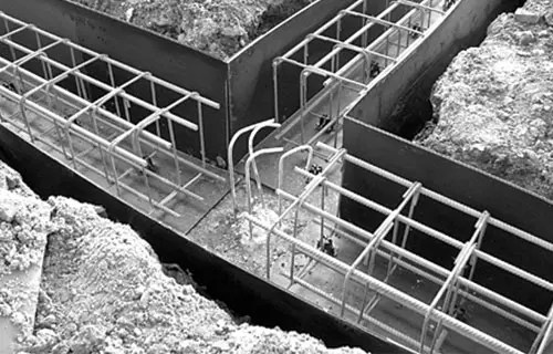 Formwork T-Sections