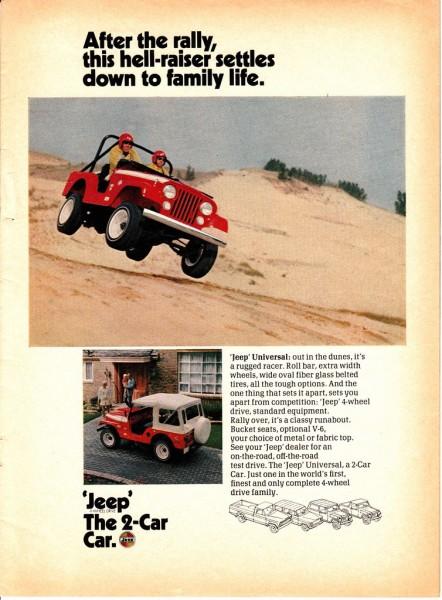 1971 Cj5 Jeep Roll Cage