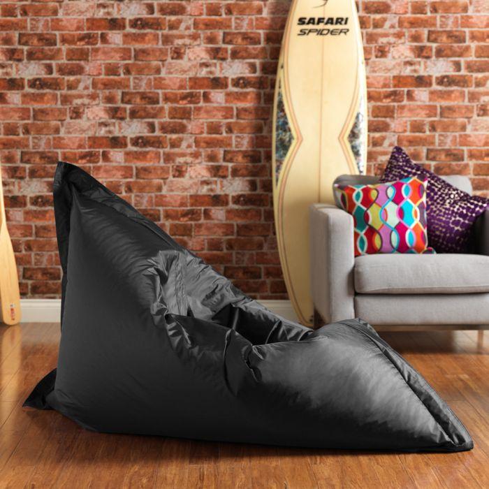 giant floor cushion bean bag indoor outdoor