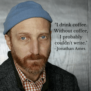 Jonathan Ames coffee