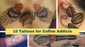 coffee tattoos