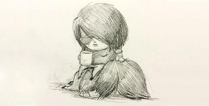 Coffee sister love