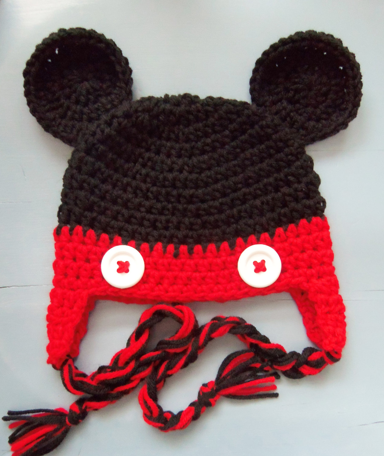 Knit Bear Ears Hats Patterns
