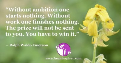 How To Kick-Start Your Life With Ambition