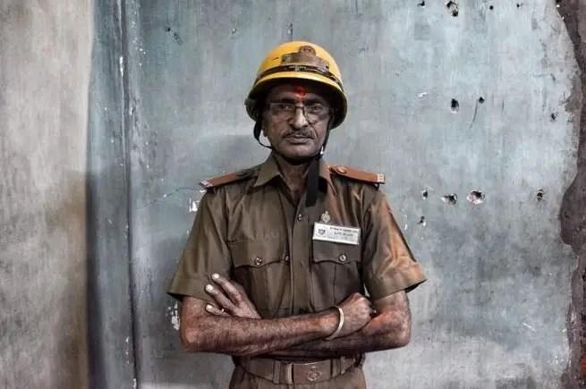Bipin Ganatra, 59-Year-old Who Has Helped Voluntarily Fighting Flames Plus Saving Lives In Kolkata