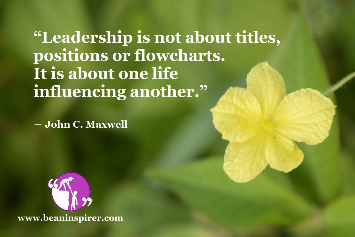 Influencing Others To Grow – The Zest Of Leadership