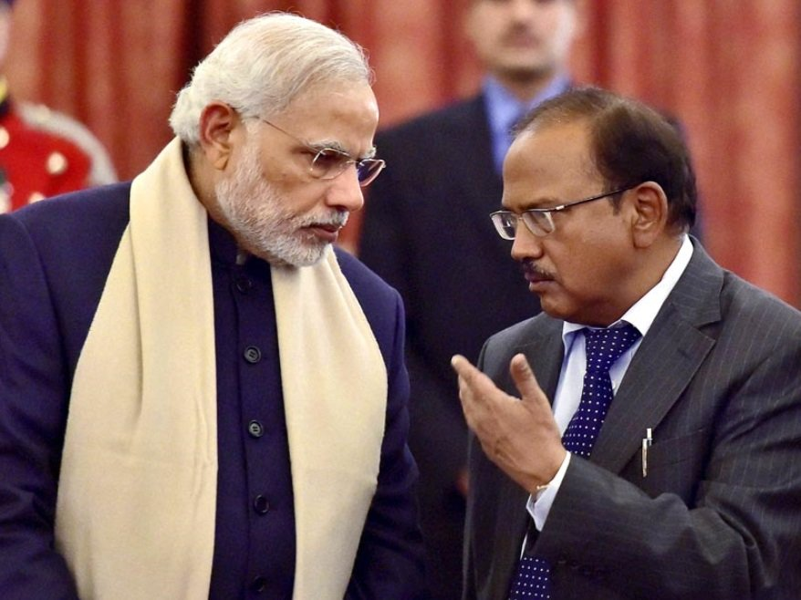 The early life and achievements of Ajit Doval