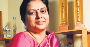 The first Indian woman scientist to head a missile project in India