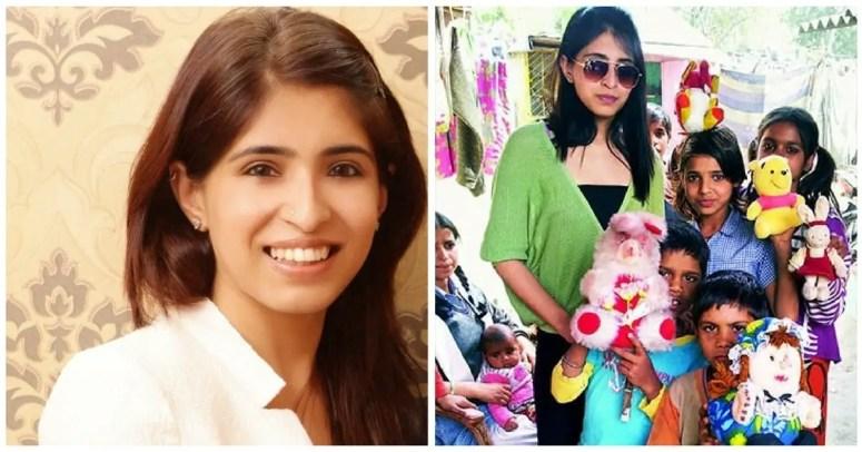 Rashi-Anand-Lakshyam-underprivileged-children-Be-An-Inspirer