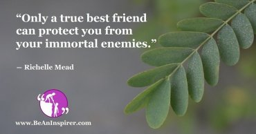 If You Wish to Conquer Immortal Enemies, Seek Support from True Friend