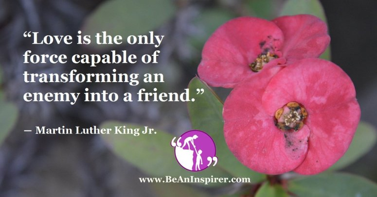 Love-is-the-only-force-capable-of-transforming-an-enemy-into-a-friend-Martin-Luther-King-Jr-Be-An-Inspirer-FI