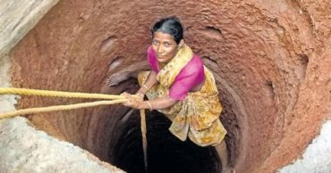 Find Out Why 51-Year-Old Gouri of Karnataka Was Named 'Lady Bhagiratha'