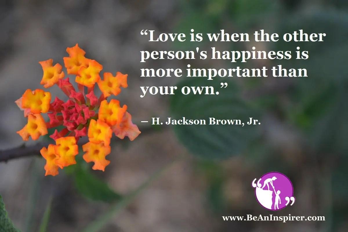 True Love Always Brings Happiness