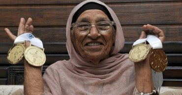 Mann Kaur - India's 101-Year-Old Gold Medal Winning Athlete