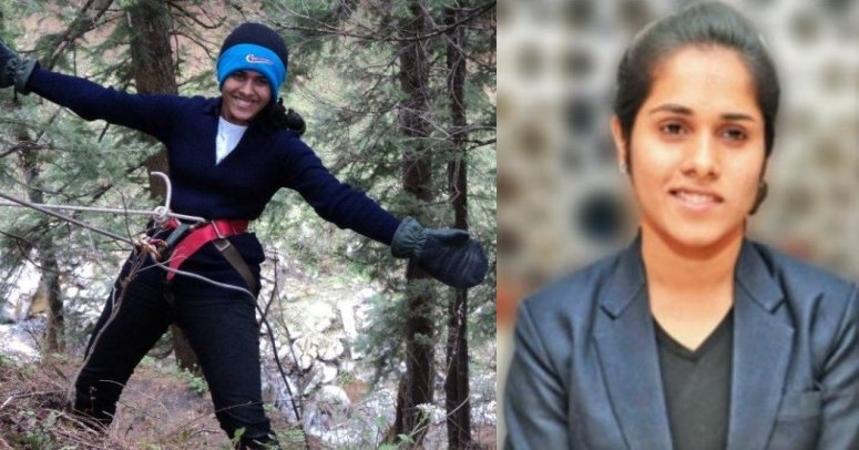 Prachi-Sukhwani-cracked-one-of-the-toughest-exams-in-India-while-being-visually-impaired-Be-An-Inspirer