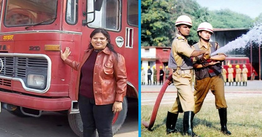 Inspiring-Story-of-Harshini-Kanhekar-The-First-Woman-Fire-fighter-in-India-Be-An-Inspirer