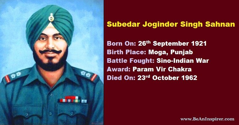 Subedar-Joginder-Singh-Sahnan-The-Man-with-Bravery-in-the-Veins-Be-An-Inspirer