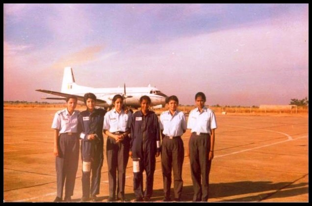 Cadets-of-first-Indian-Air-Force-batch-Be-An-Inspirer