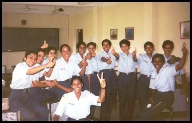 First-Batch-of-Indian-Air-Force-Women-Cadets-Be-An-Inspirer