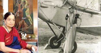 Forgotten-Tale-of-Sarla-Thakral-The-First-Woman-in-Indian-History-to-Fly-an-Aircraft-Be-An-Inspirer
