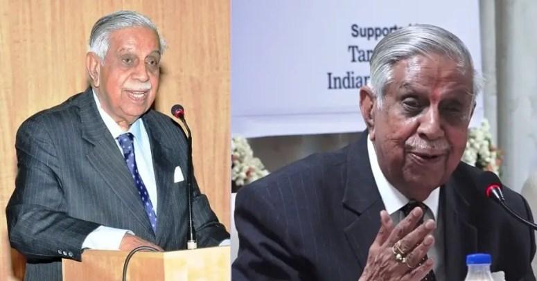 Manepalli-Narayana-Rao-Venkatachaliah-M-N-Venkatachaliah-25th-Chief-Justice-of-India-Be-An-Inspirer