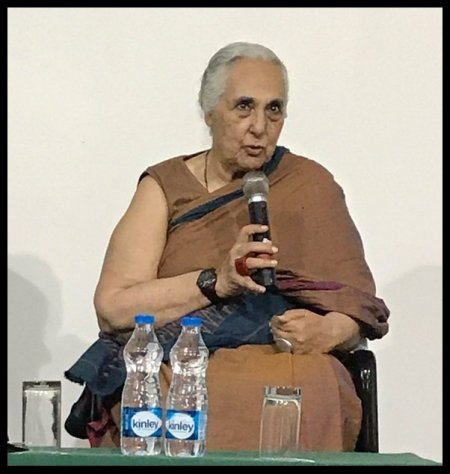 Romila-Thapar-Indian-historian-Be-An-Inspirer