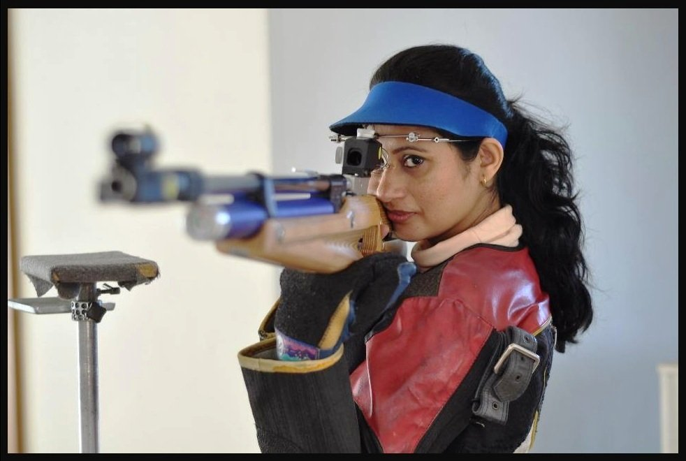 Anjali-Bhagwat-Indian-Woman-Rifle-Shooter-Arjuna-Awardee-Be-An-Inspirer