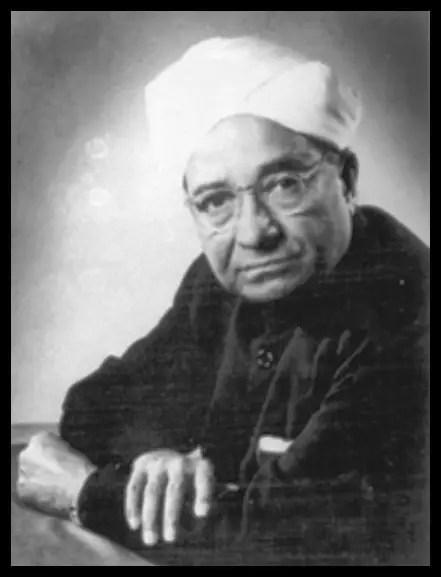 Kariamanickam-Srinivasa-Krishnan-Indian-Physicist-Be-An-Inspirer