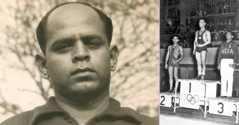 Forgotten-Wrestling-Champion-Khashaba-Dadasaheb-Jadhav-The-First-Indian-Wrestler-to-Win-Olympic-Medal-Be-An-Inspirer